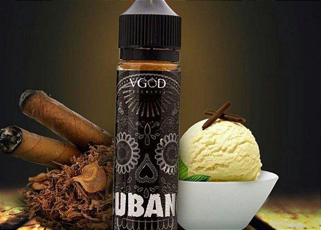 E-Juice Cubano VGOD Tricklyfe 60ML 6MG Nicotina