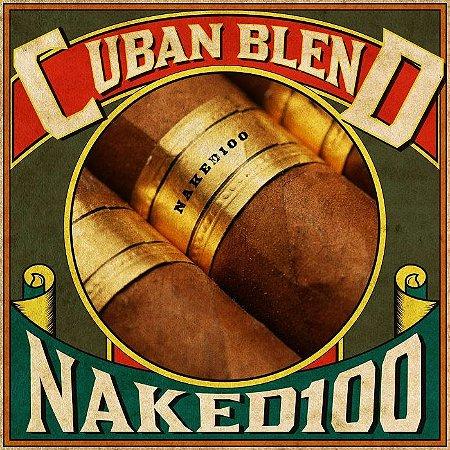 E-liquid Tobacco Cuban Blend 65VG/35PG 60ML - NaKed100 E-liquid