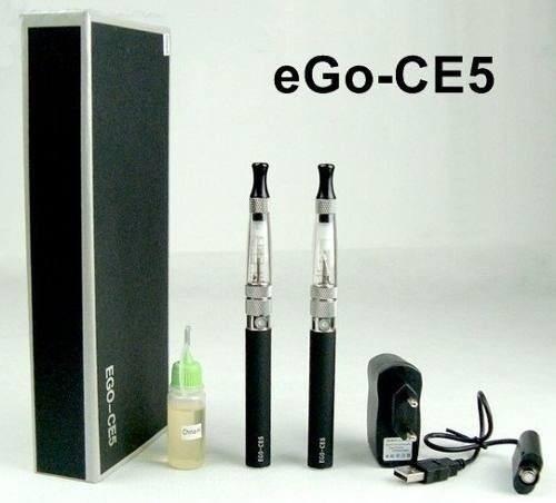 kit Cigarros Duplo Ego CE 5 Eletrônico + Brinde!!!