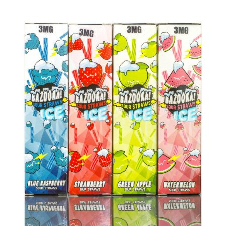 E-liquid Bazooka Ice 60ml 3Mg Nicotina