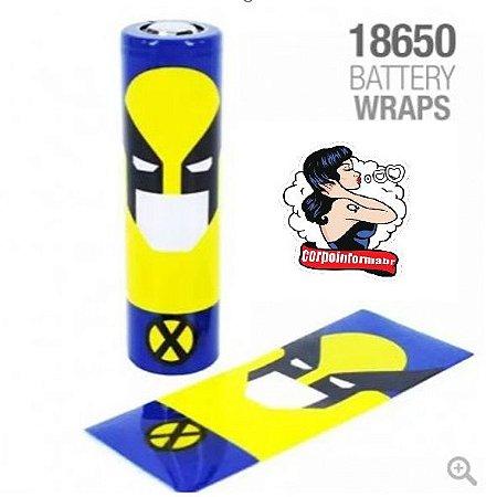 Vaper Wraper para baterias 18650 Wolverine