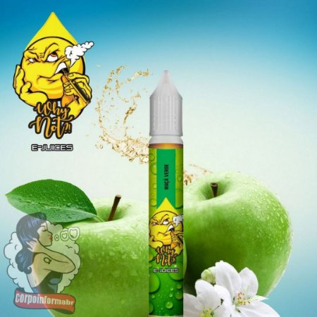 E-Liquid Why Not - Maçã Verde 30 ML