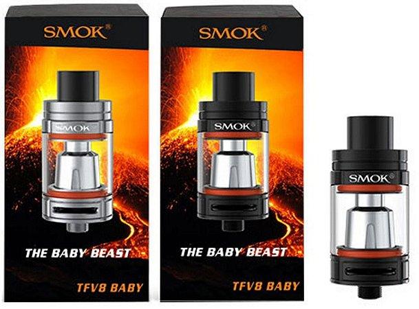 ATOMIZADOR TFV8 BABY - THE BABY BEAST - SMOK