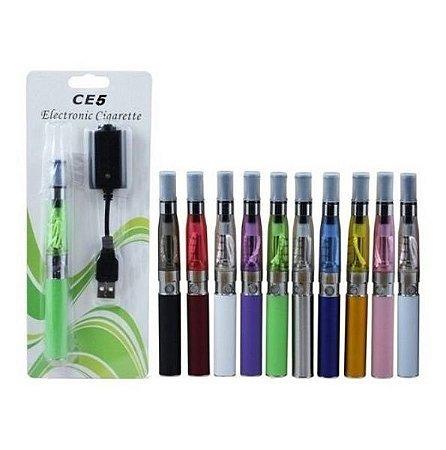 Cigarro Eletrônico eGo CE5 + Brinde