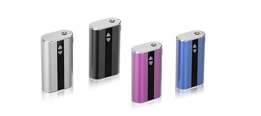 Kit Mod iStick 50W Kit Box Eleaf™ + Atomizador Atlantis SUB-oHmΩ BVC Aspire™ - Cigarro Eletronico