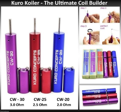 Kuro Koiler Wire Tools - Kuro Concepts