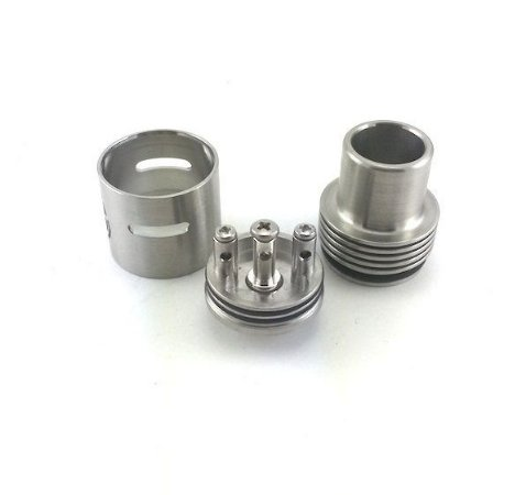 RDA Doge Styled Rebuildable Dripping Atomizer