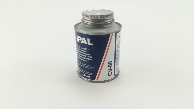 COLA PARA REPARO FRIO 225 ML CV00 VIPAL