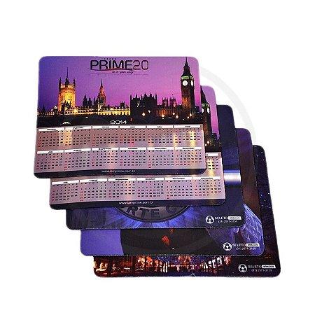 Mouse Pad Personalizado - 10 unidades