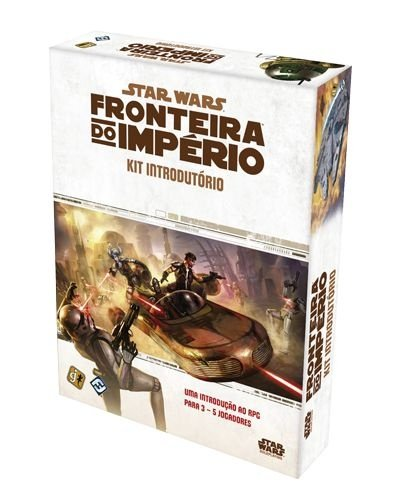 Star Wars RPG: Fronteira do Império - Kit Introdutório