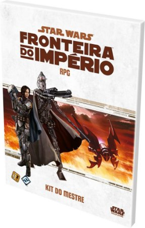 Star Wars RPG: Fronteira do Império - Kit do Mestre