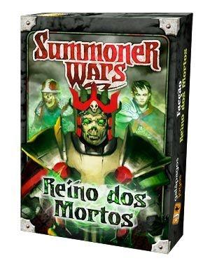 Facção Reino dos Mortos - Deck de Facção - Expansão de Summoner Wars - Em Português!