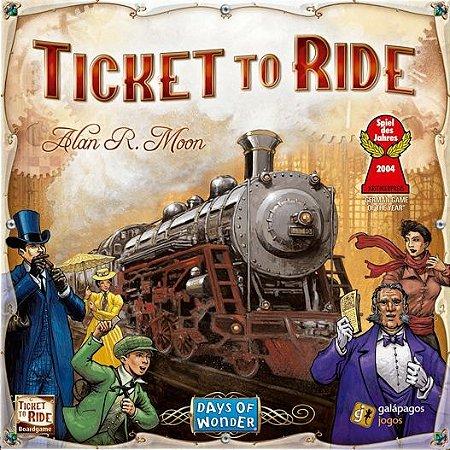 Ticket to Ride (PRÉ-VENDA)