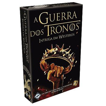 A Guerra dos Tronos: Intriga em Westeros - Em Português!