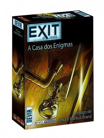 Exit - Casa dos Enigmas