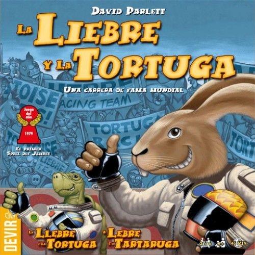 A Lebre e a Tartaruga - Em Português!