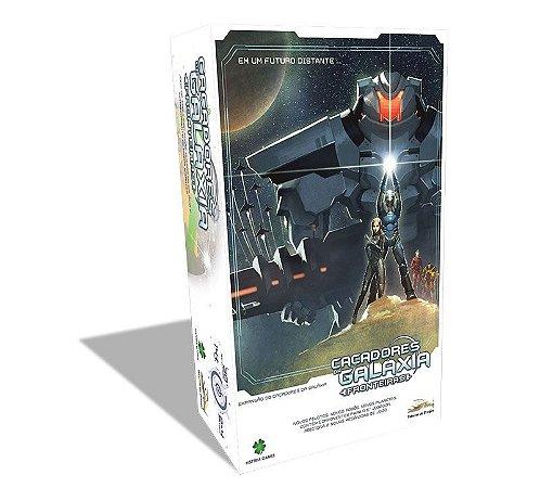 Fronteiras - Expansão de Caçadores da Galáxia - Jogo Nacional!