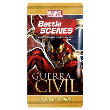 Booster - Guerra Civil - Battle Scenes - Jogo Nacional!