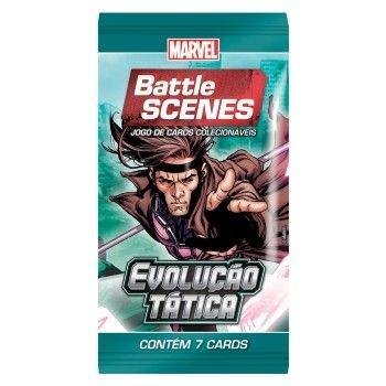 Booster Gambit - Evolução Tática - Battle Scenes - Jogo Nacional!