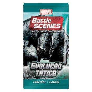 Booster Rino - Evolução Tática - Battle Scenes - Jogo Nacional!