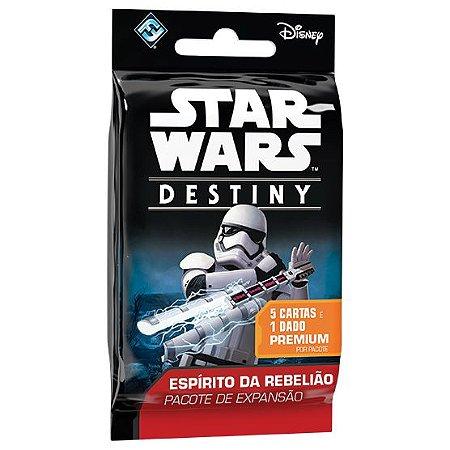 Star Wars Destiny - Espírito da Rebelião -  Booster Avulso