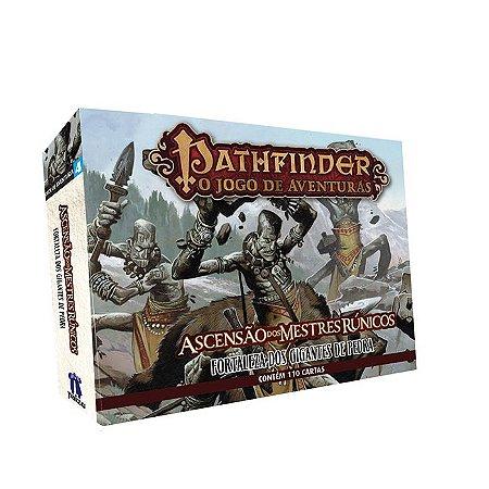 Pathfinder - Expansão Fortaleza dos Gigantes de Pedra