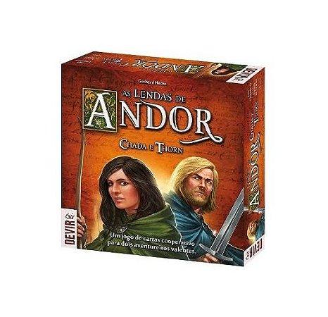 As Lendas de Andor: Chada e Thorn