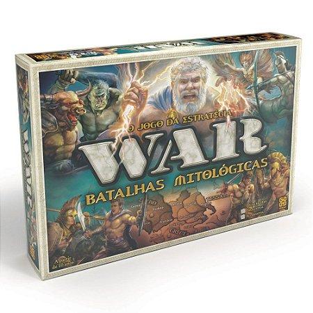 War Batalhas Mitológicas - Jogo Nacional!