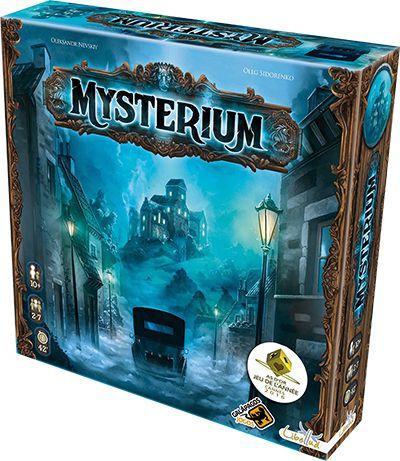 Mysterium - Jogo de Tabuleiro em Português - Galápagos Jogos