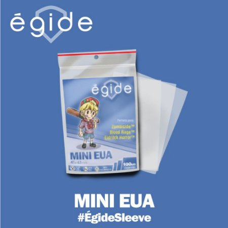 Sleeves Égide - Mini EUA 41x63mm c/100