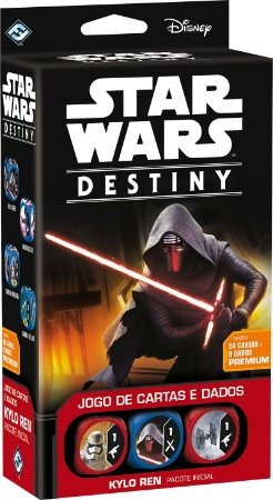 Star Wars: Destiny - PACOTE INICIAL KYLO REN