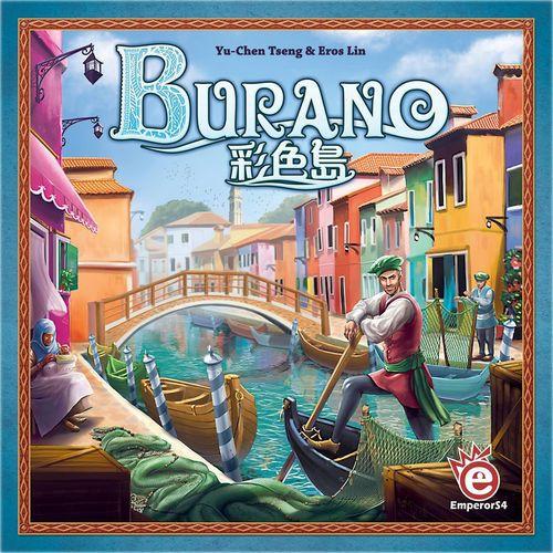 Burano - Em Português!