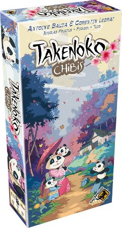 Takenoko: Chibis - Expansão de Takenoko [BLACK NOVEMBER]