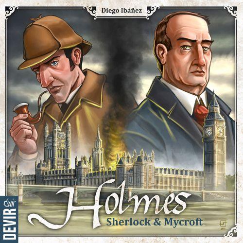 Holmes: Sherlock & Mycroft - Em Português !