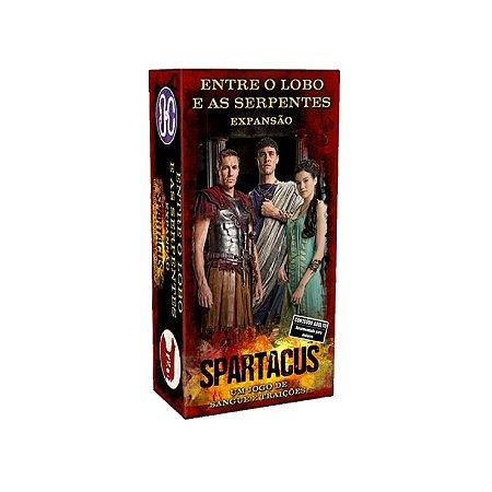 Spartacus - Expansão Entre Lobos e Serpentes
