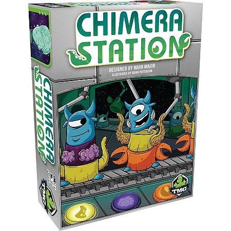 Chimera Station - EDIÇÃO DELUXE - Em Inglês!