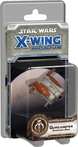 Quadjumper - Expansão de Star Wars X-Wing