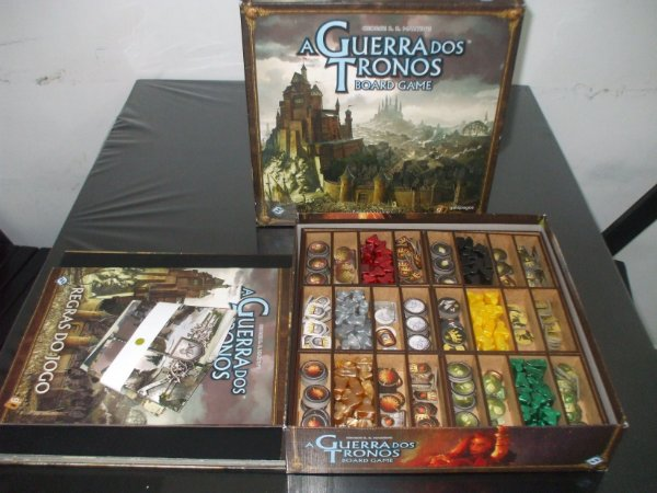 Organizador (Insert) para Game of Thrones - Guerra dos Tronos