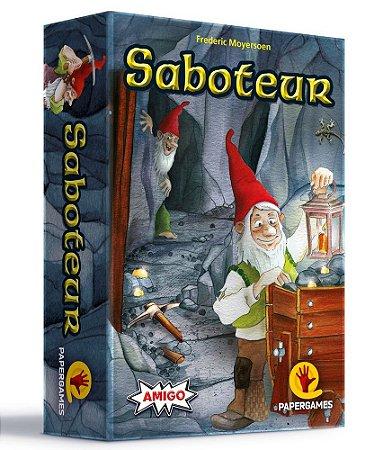Saboteur (PRÉ-VENDA)