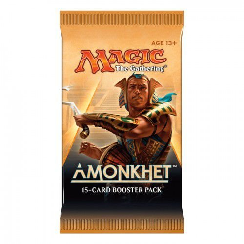 Magic the Gathering - Coleção Amonkhet - Booster Avulso