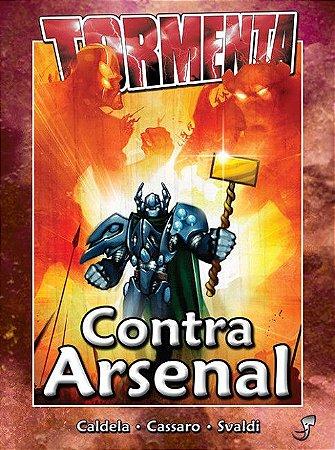 Tormenta - Contra Arsenal