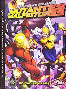 Mutantes & Malfeitores - RPG