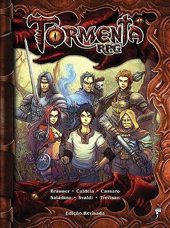Tormenta RPG - Edição Revisada