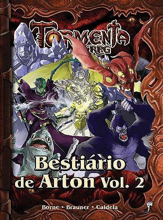 Tormenta RPG - Bestiário de Arton Vol.2