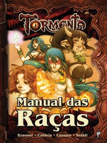 Tormenta RPG - Manual das Raças
