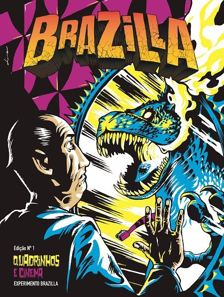 Brazilla - Quadrinhos e Cinema Edição  Nº 1