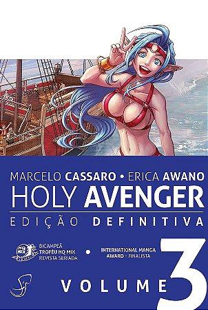 Holy Avenger - Edição Definitiva Volume 3