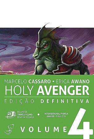 Holy Avenger - Volume 4 - Edição Definitiva