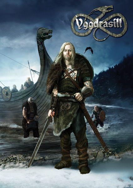 Yggdrasil - RPG - Em Português