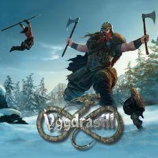 Escudo do Mestre + Caderno dos Heróis - Para Yggdrasill - RPG